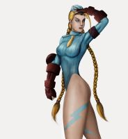 Cammy White by herculesfilho