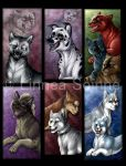 Ginga Bookmarks by Linzu