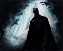 batman by Krivio