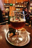 Brussels - Belgian beer at Le Cirio by PhilsPictures