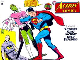Action Comics 335 by Superman8193