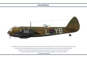 Blenheim GB 29 Sqn by WS-Clave