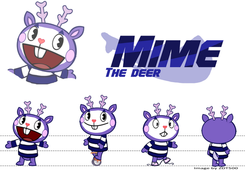 Mime dt by ZDT500