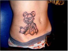 bearrrr by kama-tattoo