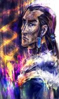 Unalaq the younger brother by jesterry