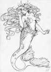 Mermaid by Cooldot-