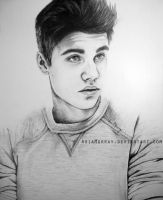 Justin Bieber by AsiaMurray