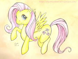 Fluttershy by Ely18Hoshino