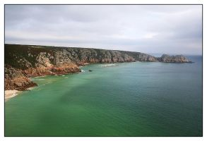 View from Minack by dollydaydream