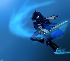 Lunar SLASH!! by TheYoungReaper