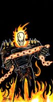 Ghost Rider by TheYuanTwins