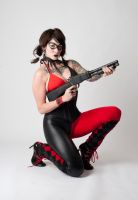 Niki Harley 5a by jagged-eye
