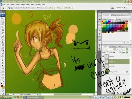 WIP maybee by Magic-Magia