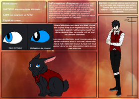 Reference Sheet 26 - Mephistopheles by irajiack