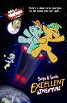 Snips and Snails Excellent Adventure by dan232323