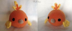 Torchic by Plush-Lore