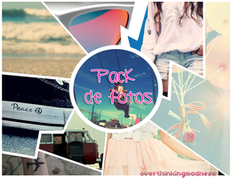 Pack de fotos || {150 fotos} by OverthinkingMadness