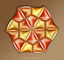 Sea shell tessellation by sethness