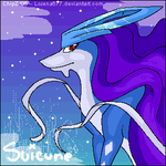 Suicune 8D by Lorena677