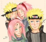 NaruSaku - We Won by Kirabook