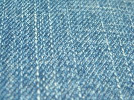 Denim Texture 1 by Orangen-Stock