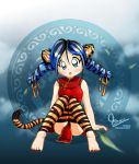 Year of the Tiger not anymore by Tiiara