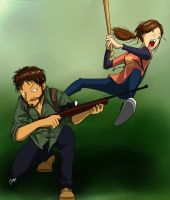 The Last of Us by ZAKKIDO