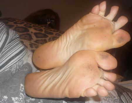 Sexy Soles of Goddess L by poulop666