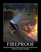 Fireproof by CrescentMoonDemon