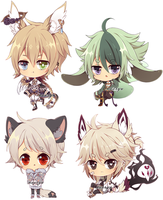 Cheebs by Naoryu