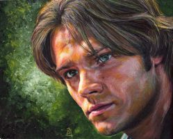 sam winchester by natira