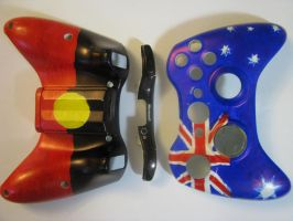 My xbox 360 controller 2 by TheTattooAnimator