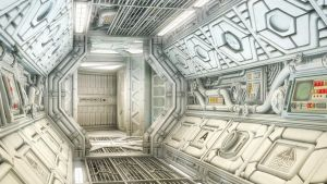 Galactus IV - interior by owen-c