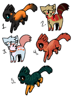 Adopts Set 16 .:OPEN:. by The-adopt-train