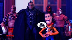 TCE: The Undertaker's New Ministry of Darkness by ZaEmpera