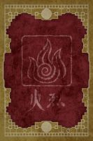 Fire from Avatar: The Last Airbender (iPhone) by Pixilpadaloxicopolis