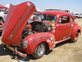 1940 Hudson Drag Car by Jetster1