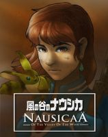 (6) Nausicaa of the Valley of the Wind by shinjifujioka