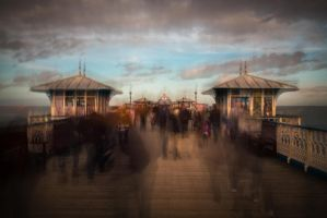 On The Pier by PeteLatham