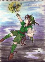 Peter Pan by audreyboo222