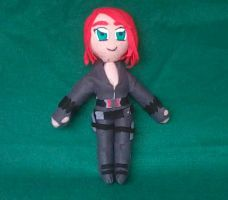 Natasha Romanoff - Black Widow - Avengers by Sora74