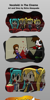 Vocaloid: at the cinema by Mythical-Human