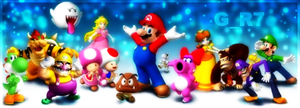 Mario Party Sig by Inphoar