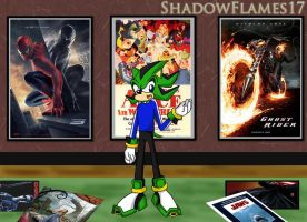 Chief Shadow the Critic by ShadowFlames17