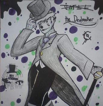 The Dealmaker by monogwings
