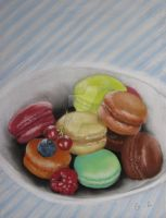 Macaroons 1 by Aspi-Galou