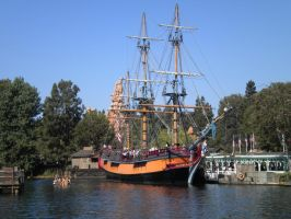 Disneyland Stock: Ship by Stock-By-Crystal