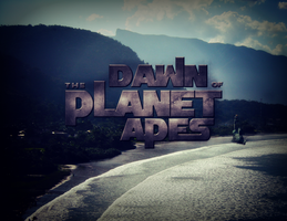 DAWN OF THE PLANET OF THE APES - Teaser Poster 3 by MrSteiners