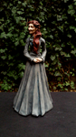 Catelyn Stark sculpture by carlotta-guidicelli