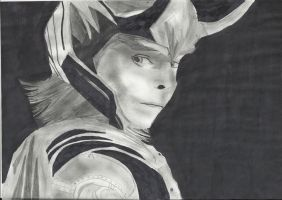 Loki (the avengers) by 4yukimarukuchiki4
